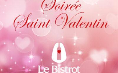 La Saint Valentin au Bistrot